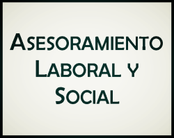 Asesoramiento Laboral y Social